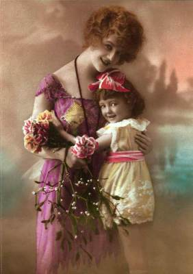 GREETING CARD MOTHERS DAY DEAR TO MY HEART