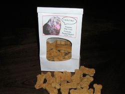 Lucky Like Crunchy Peanut Butter Premium Dog Biscuits ORGANIC 8 oz USA