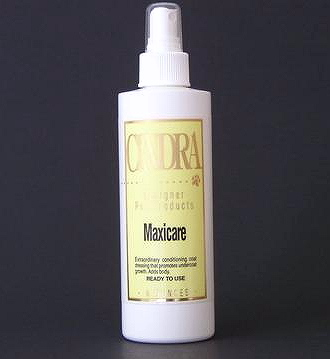 CINDRA MAXICARE COAT DRESSING FOR PETS SPRAY 8 OZ