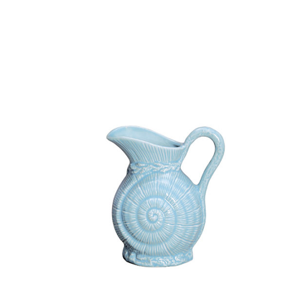 SHELL CREAMER AQUA Andrea by Sadek Light Aqua