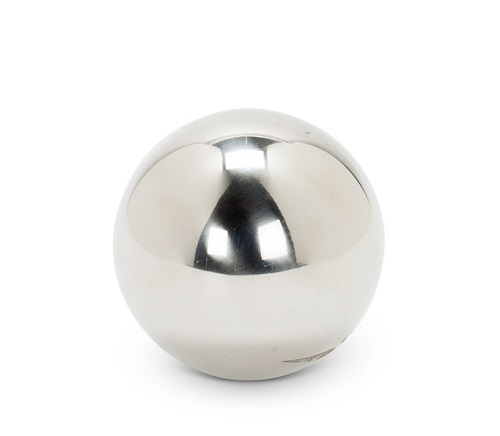 Garden Gazing Ball Stainless Steel Small