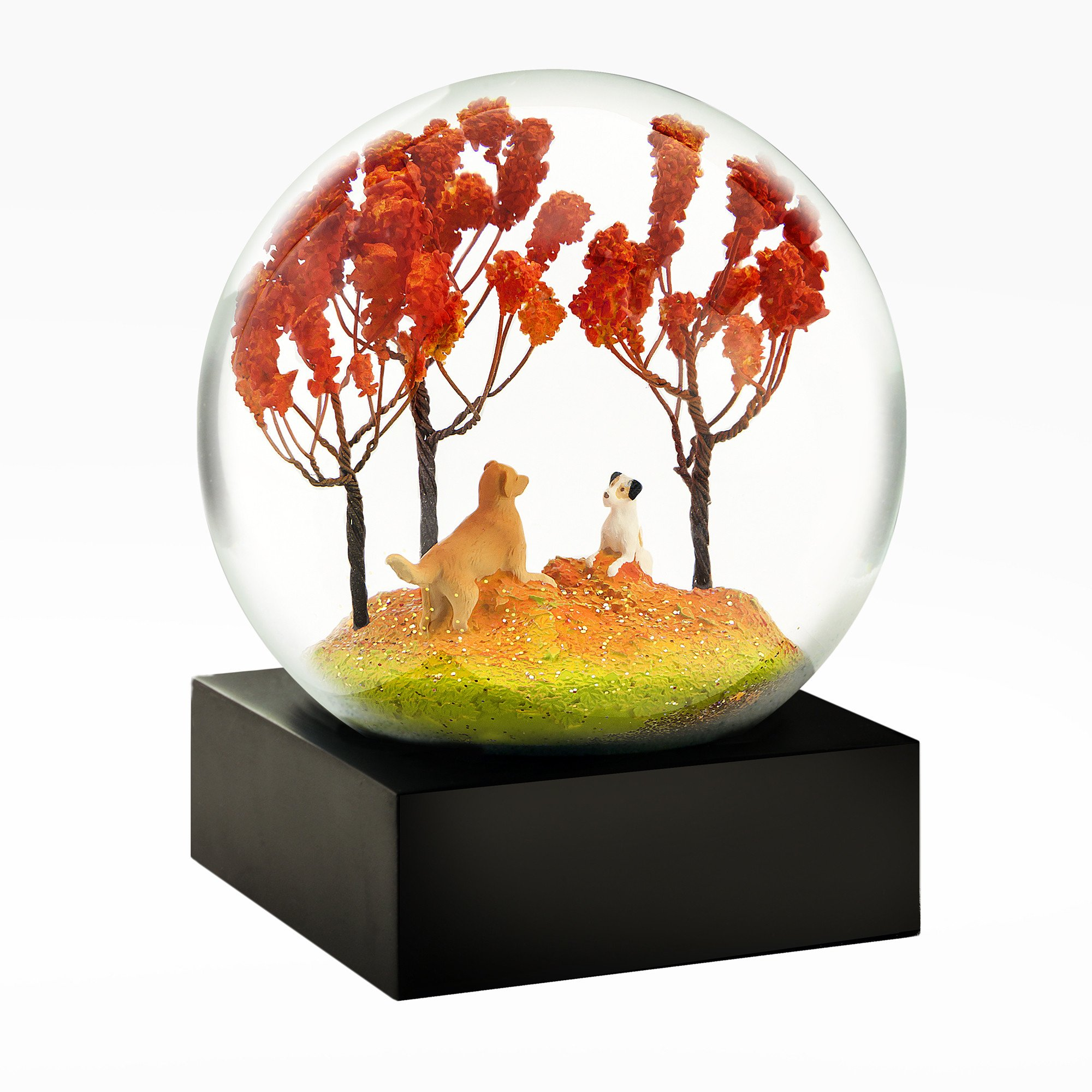 Autumn Pals Seasonal Water Globe Gift Boxed