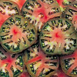 TOMATO * BLACK SEA MAN * ORGANIC HEIRLOOM SEEDS 2018