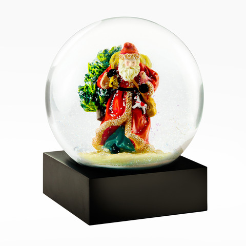 St Nick Snow Globe Gift Boxed