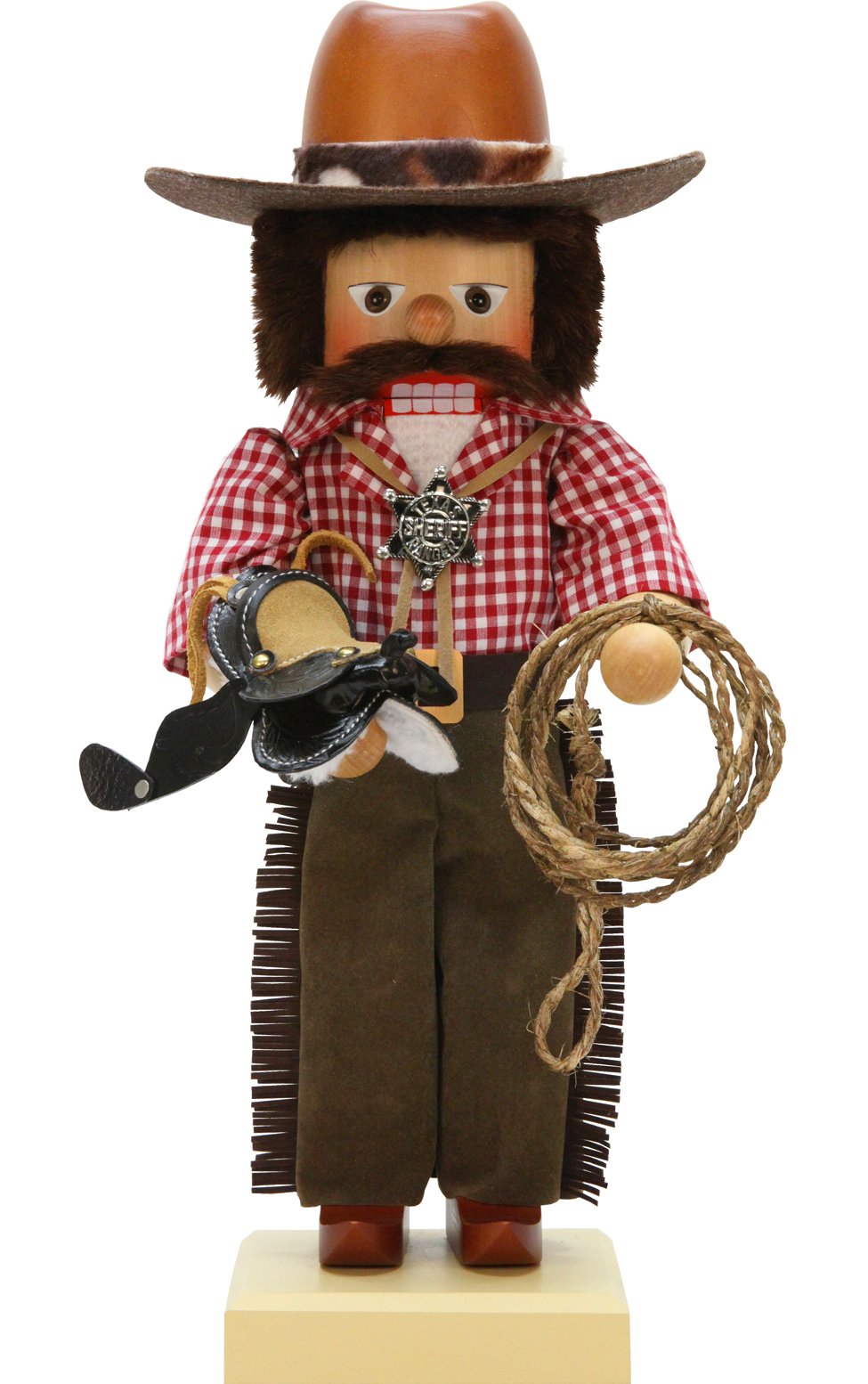 Christian Ulbricht Nutcracker COWBOY #810 Ltd Ed Germany