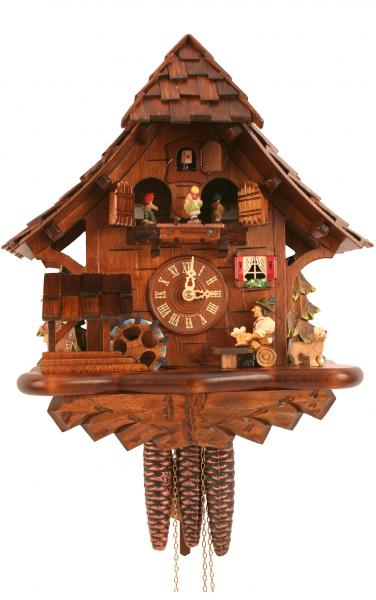Engstler Black Forest Cuckoo Clock Engstler Weight-driven Full Size 490MT