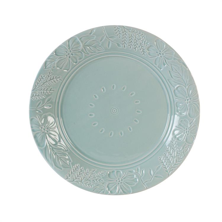 Fitz and Floyd ENGLISH GARDEN DINNER PLATE