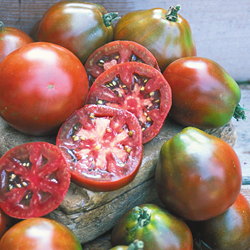 TOMATO * BLACK TRUFFLE * ORGANIC HEIRLOOM SEEDS 2021