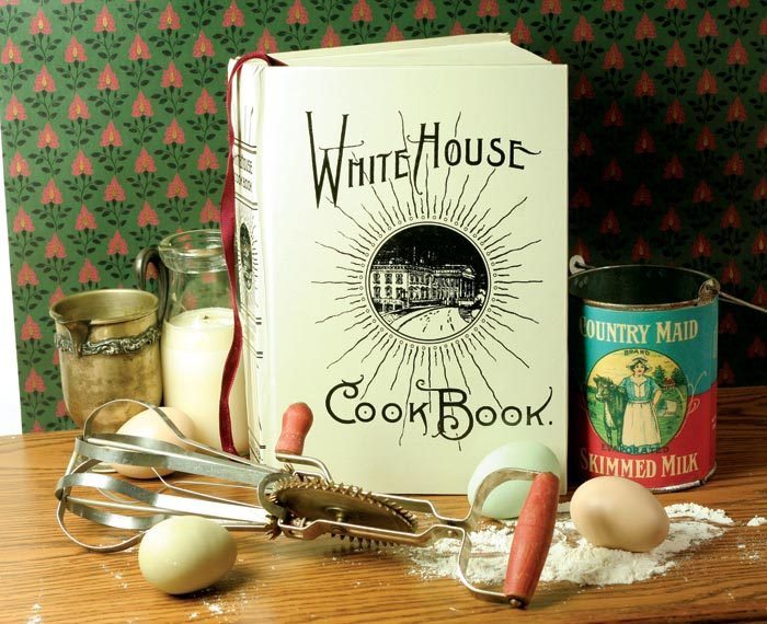 WHITE HOUSE COOKBOOK REVISED CENTENNIAL ED
